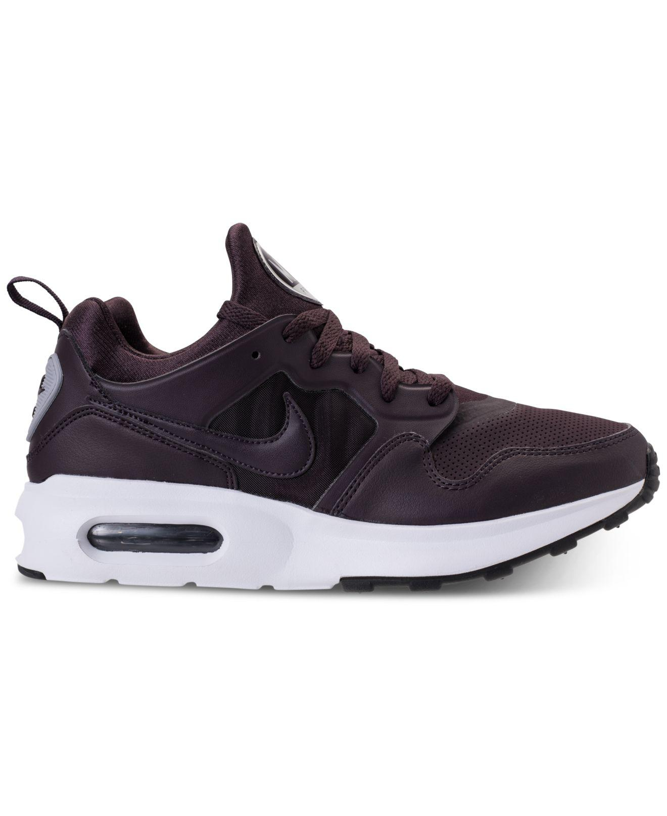 Details about Nike Mens Air Max Prime Sl Low Top Lace Up Trail Running Shoes
