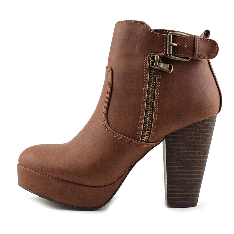 Material Girl mujeres raelyn rojoonda rojoonda rojoonda dedo del pie fashion botas  venta con descuento