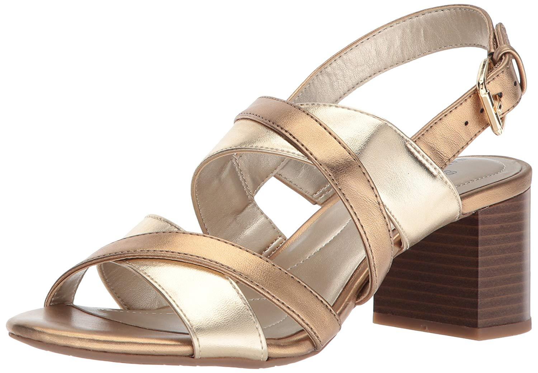 13c18b5cfab Bandolino Womens stepa Open Toe Casual Ankle Strap Sandals