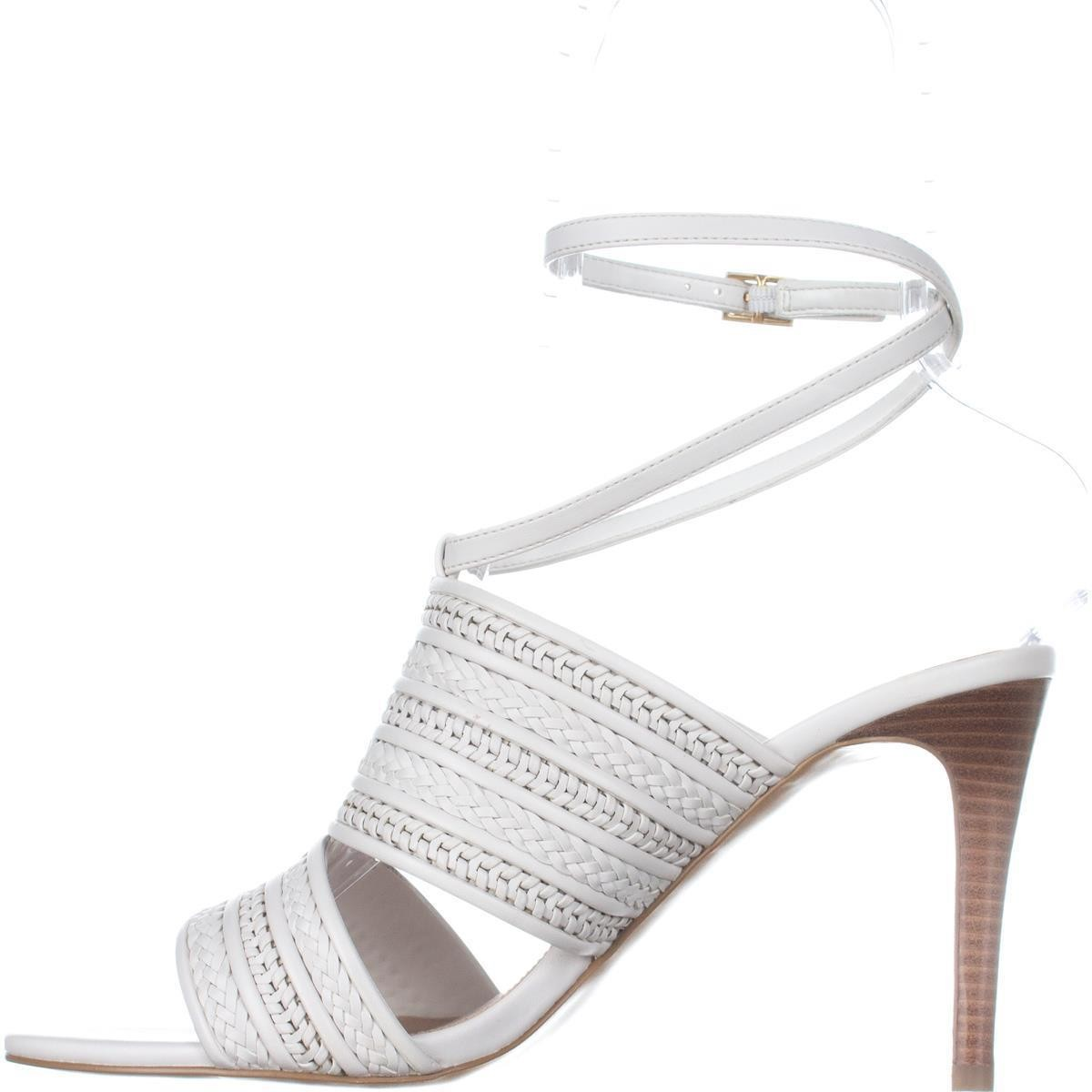 93d766bfd85 BCBGeneration Womens Karli Open Toe Casual Ankle Strap Sandals