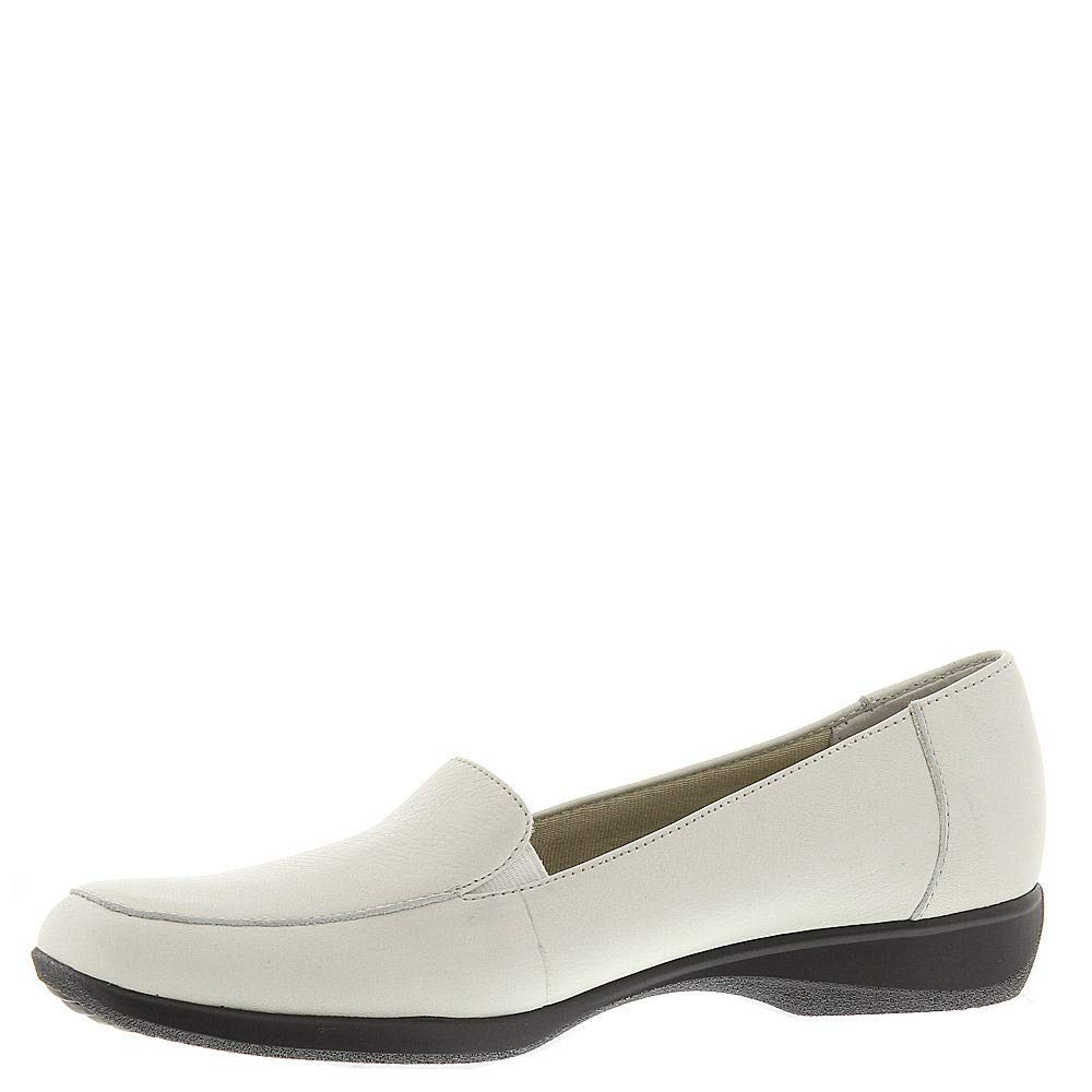 fd52110d03f Trotters-Womens-Jenn-Leather-Square-Toe-Loafers-White-