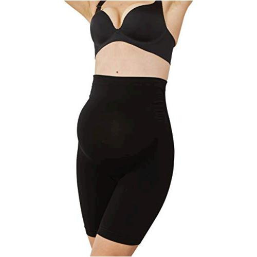 Seamless Maternity Underwear High Waist Belly Support