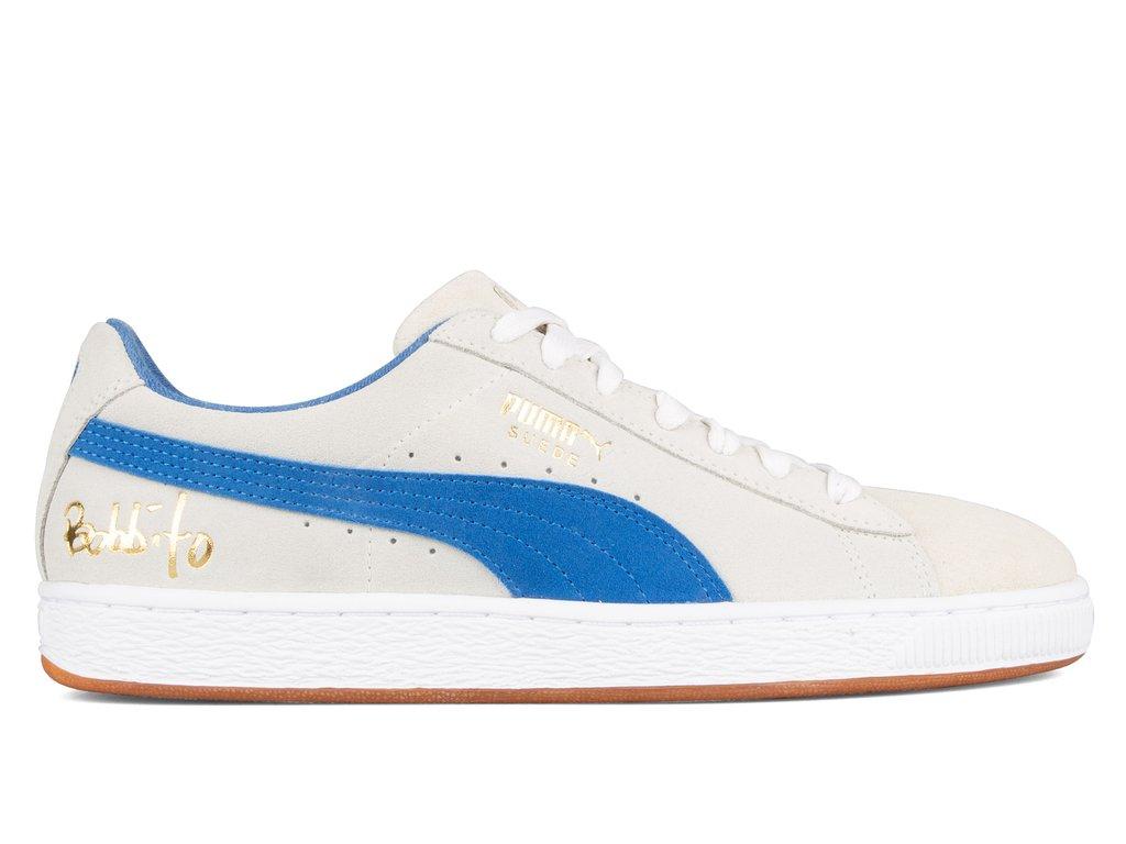 54222c7b4627 Puma Mens Fashion Sneaker white royal 14 US   13.5 UK 191242422887 ...