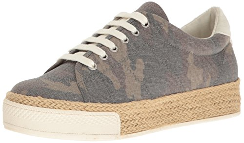 Dolce Vita Damenschuhe Camouflage Low Top Lace Up Fashion Sneakers