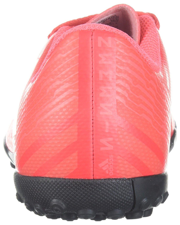 e0de0ba89257 Kids Adidas Girls NEMEZIZ TANGO Fabric Low Top Lace Up Soccer ...