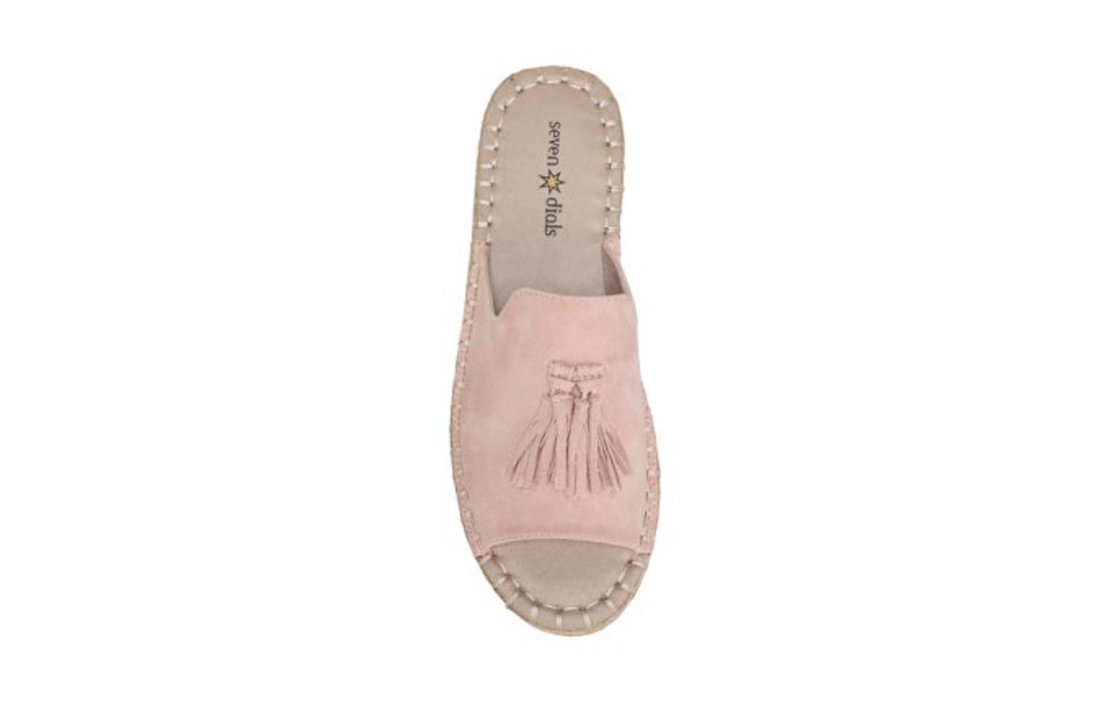 8fcb6fbfa1d Seven Dials Womens Wendelle Peep Toe Casual Espadrille Sandals