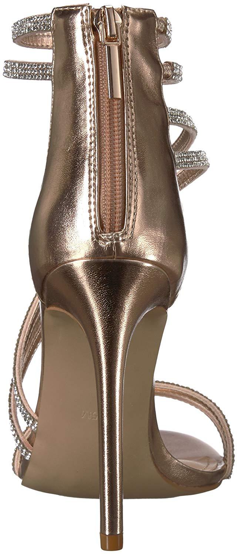 68bb4ac3cdee Steve Madden Women s Sweetest Heeled Sandal