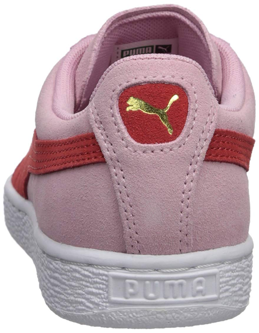 Details about PUMA Men's Suede Classic Sneaker, Pale Pink hibiscus, Size 8.5
