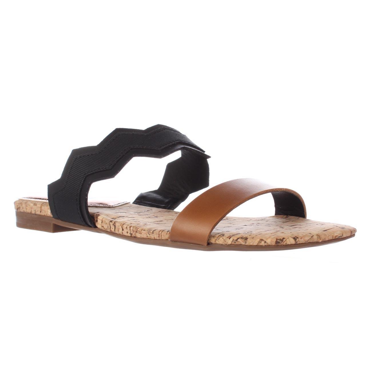 Para mujer Gia Slide Sandal Black Size 6.5 hAXjJIznQt