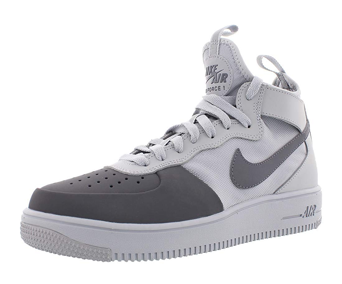 Nike Air Force 1 UltraForce Mid Hombre Zapatillas Negro