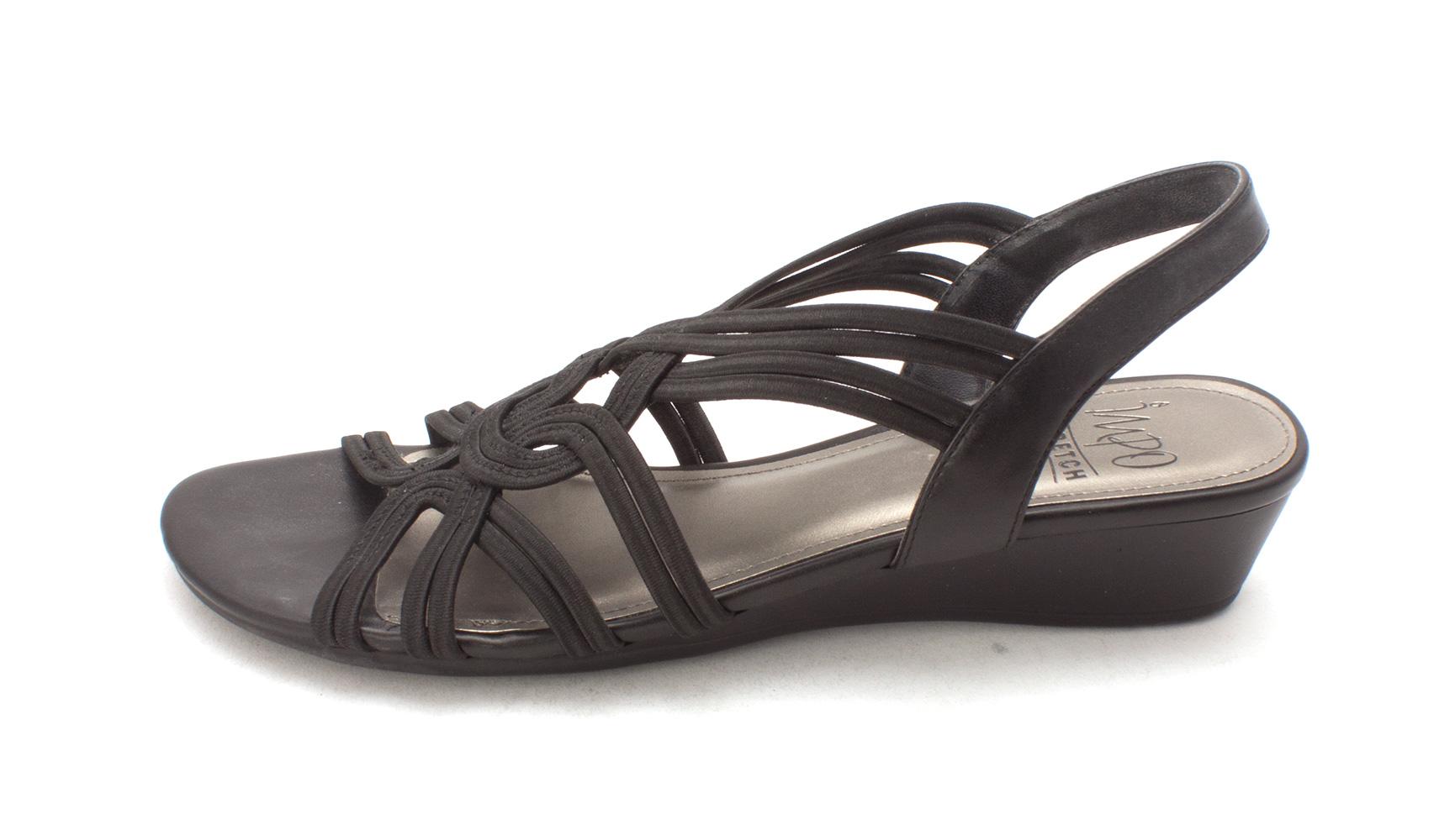 34d05d64496a4 Details about Impo Womens Ruby Open Toe Casual Platform Sandals