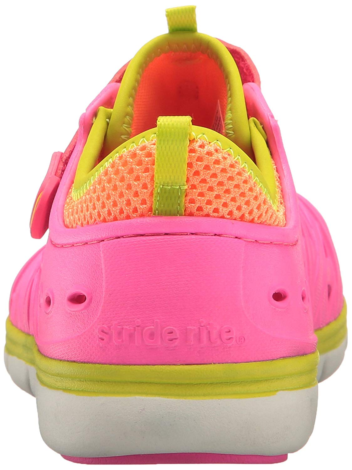 65abf268ac96 Kids Stride Rite Girls Phibian Rubber Low Top Water Shoes