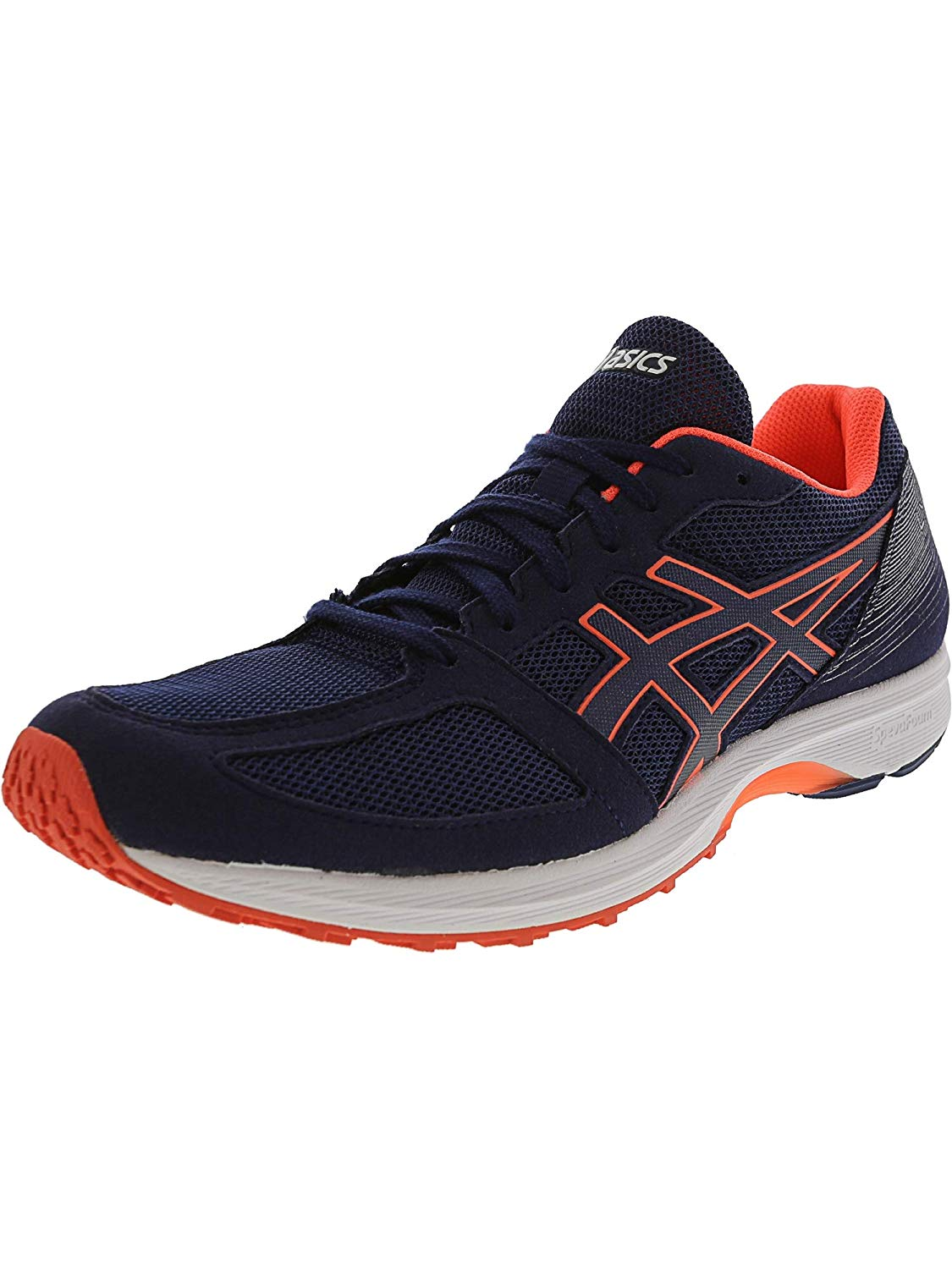 Details about ASICS T8B0N Men's Lyteracer TS 7 Running Shoe, Blue, Size 6.5