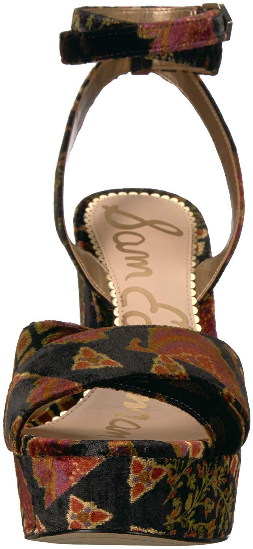 86444cc247b78 Sam Edelman Women s Mara Heeled Sandal