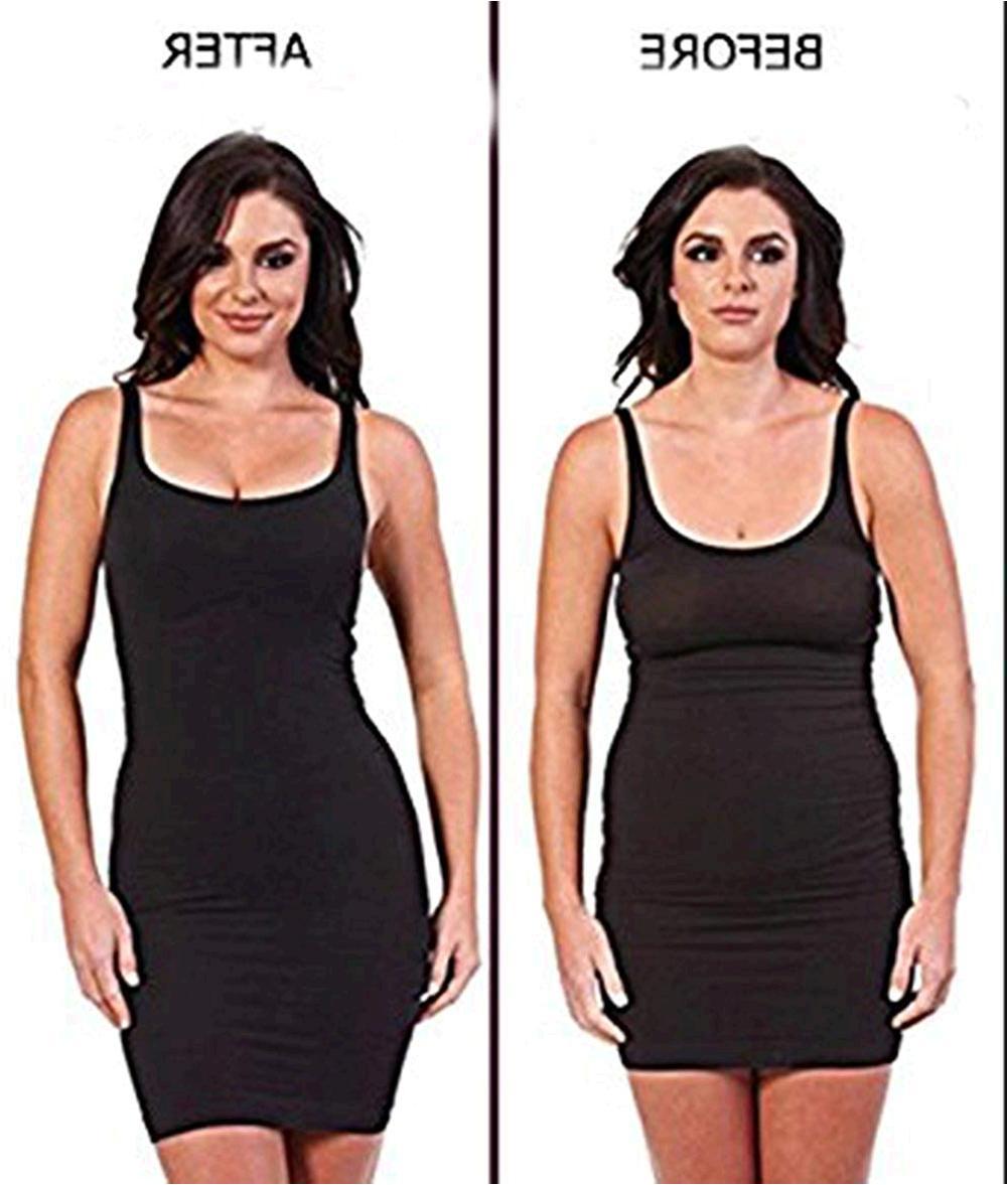Hioffer Women Waist Cincher Girdle, Nude, Size Small (Fit