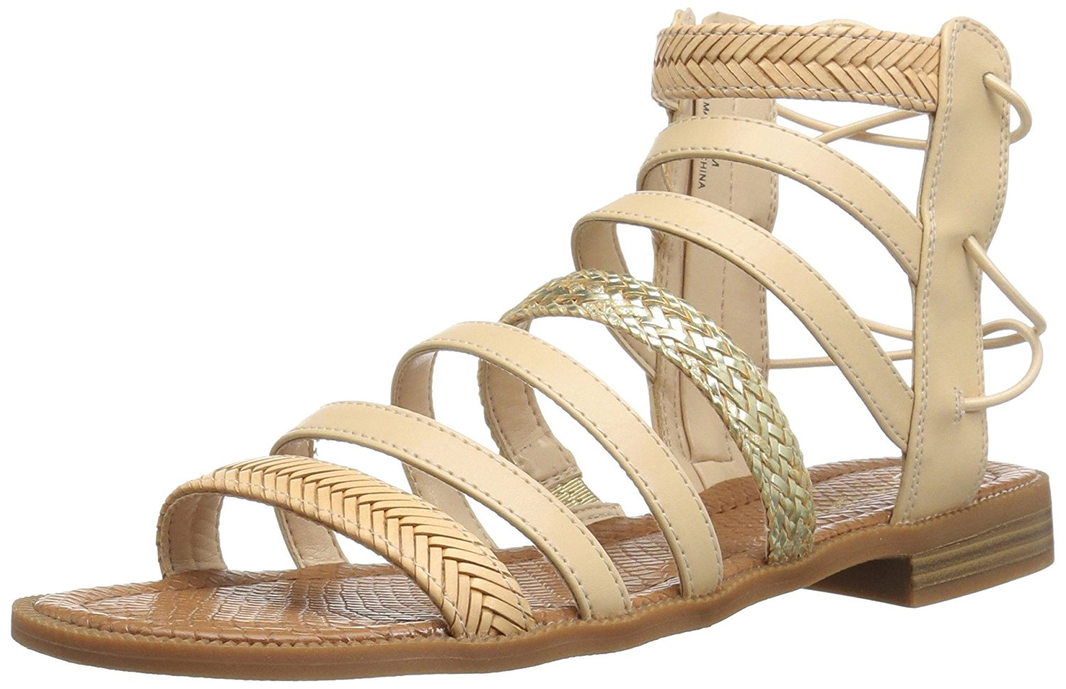 631a3d7055c Nine West Womens Xema Open Toe Casual Strappy Sandals