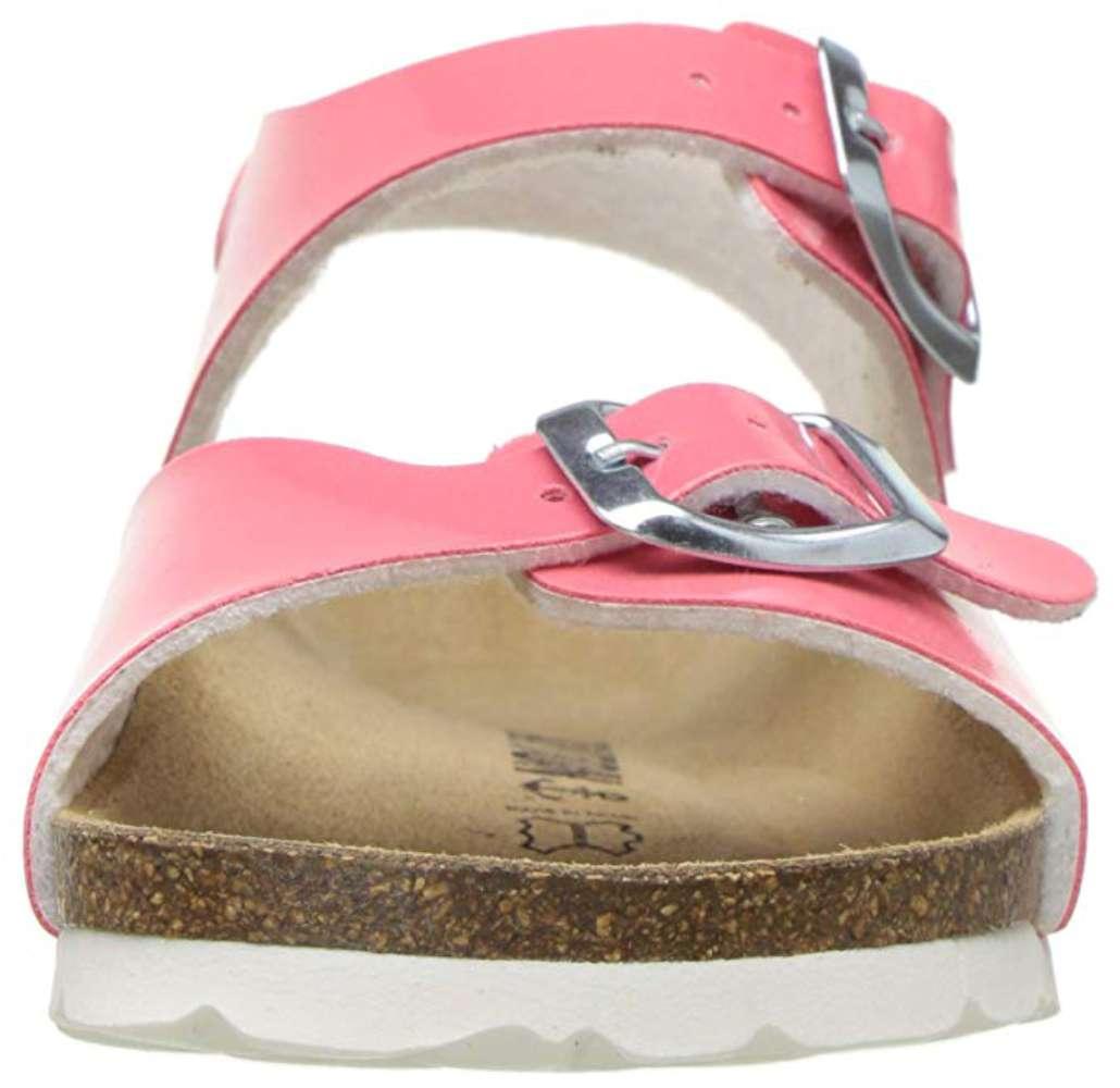 7dea6de4a37 Kids Bayton Girls Pegase Buckle SlingBack Wedge Sandals