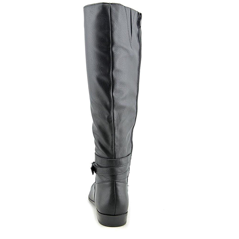 e1717f8f32c Style   Co. Womens Fridaa Round Toe Mid-Calf Riding Boots