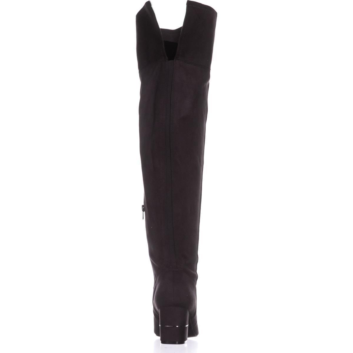 Alfani para para para mujer Novaa cerrado Toe botas hasta la rodilla de moda 0b74f5