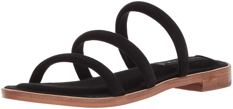 6ce90b711f12 STEVEN by Steve Madden Women's Cocoa Flat Sandal   eBay