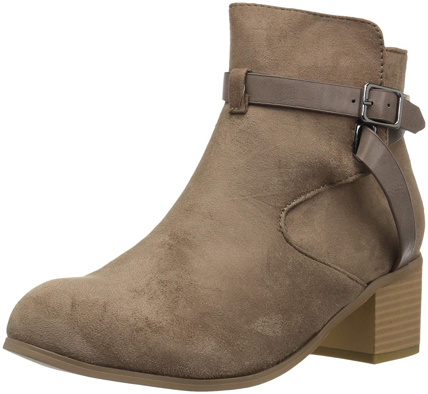 Brinley Co Women S Moreen Ankle Boot