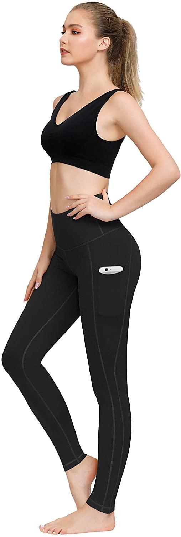 Buy HOFI Printed Yoga Pants for Women with Pockets High