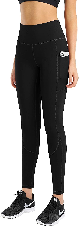 HOFI High Waist Yoga Pants for Women 4 Way Stretch Workout