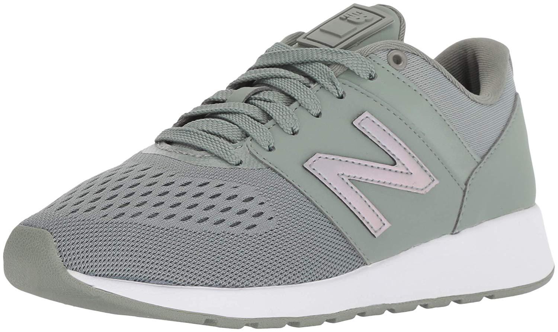 Detalles de New Balance WRL24TA REVlite 24, Zapatos Para Correr Mujeres, Bajos & Medios,