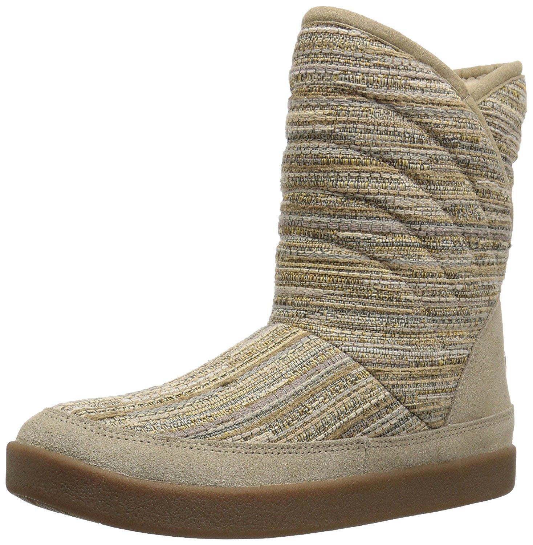 Sanuk Womens Big Bootah Closed Toe Ankle Fashion Boots 95898cbd9af2