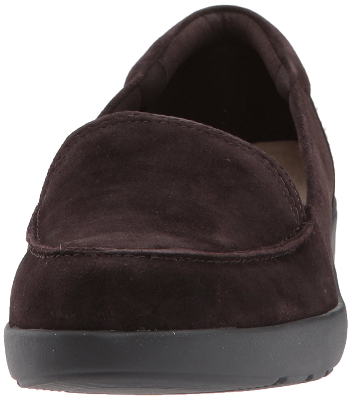 3a30301e127 Easy Spirit Womens Karin Leather Closed Toe Loafers