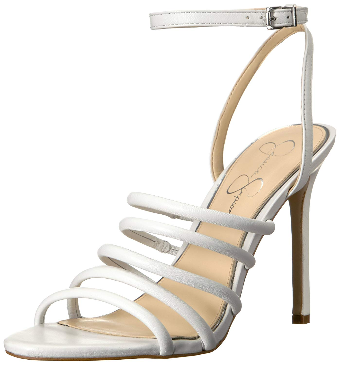 Jessica Simpson Women's Joselle, Bright White, Size 11.0 NgoP US   9 UK