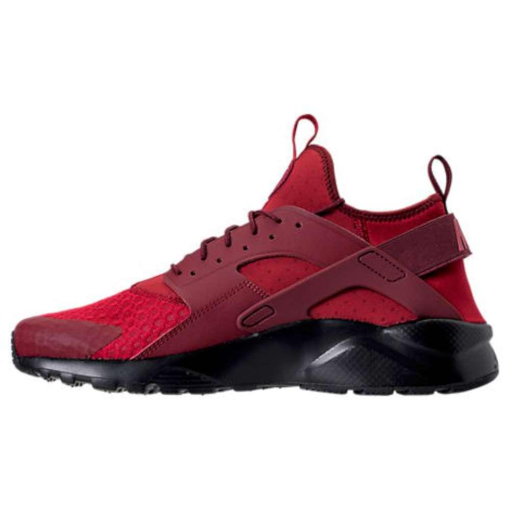 c8efe9cdab9c8d Nike Air Huarache Run Ultra Mens Athletic Shoes Tough Red Dark Team ...