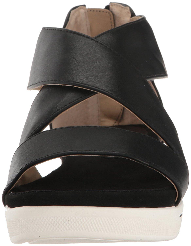 803191d724fa Adrienne Vittadini Womens Claud Open Toe Casual Ankle