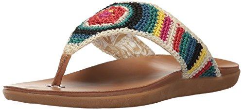 The Sak Women's Sarria Flip Flop MultiColor Size 6.0