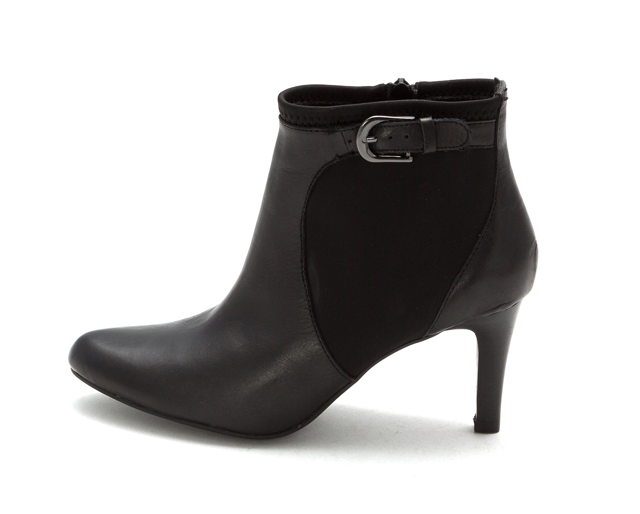 Womens Cordo Pointed Toe Ankle Fashion Boots