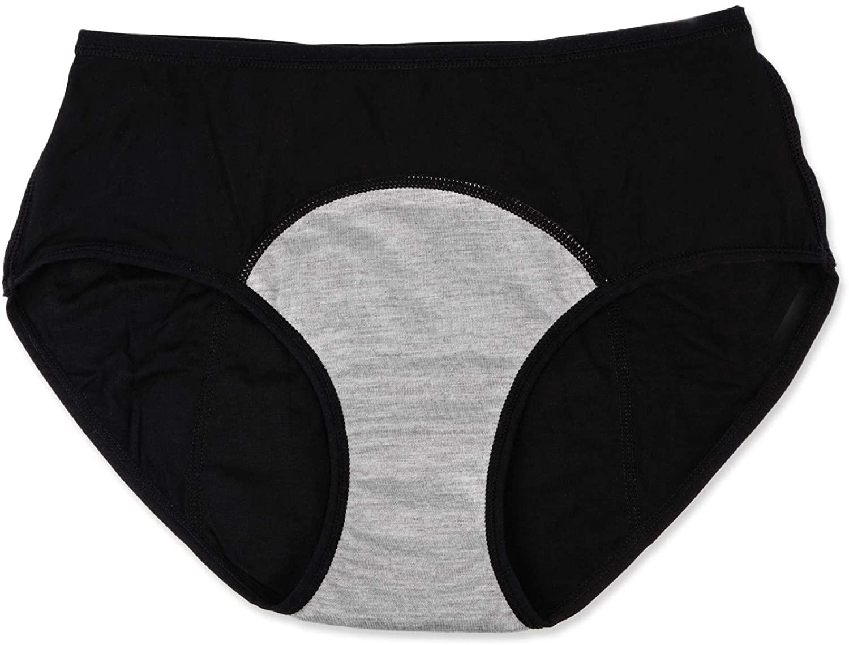 Funcy Women Menstrual Period Briefs Leakproof Panties