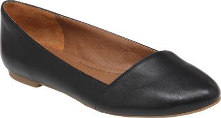 Lucky Brand Frauen LK-Archh Leder Loafers black Groesse 6 US  37 EU