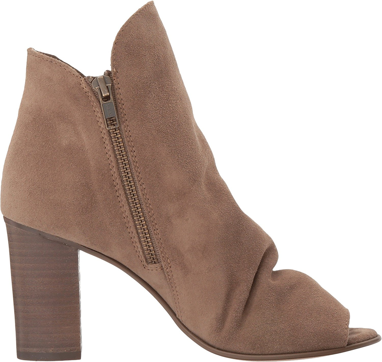 Steve Madden Womens Kyma, Taupe Suede, Size 9.0 ZUeQ