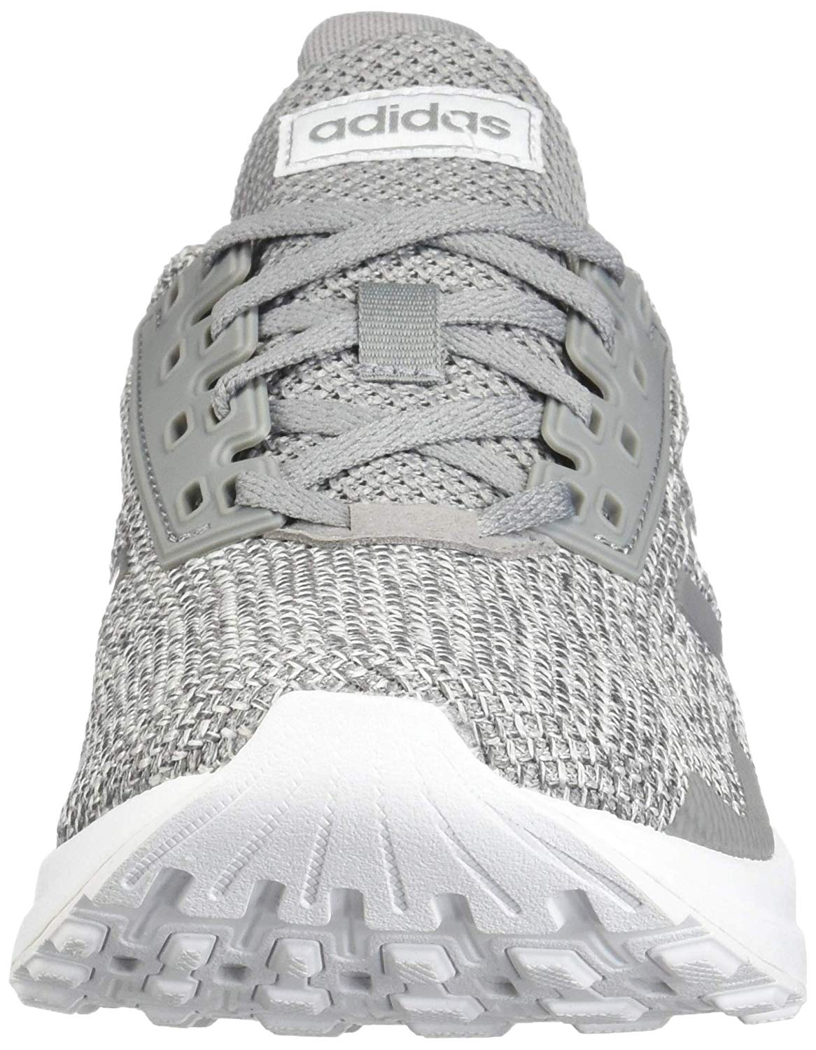 3acf56a94361a Details about adidas Kids' Duramo 9 Running Shoe, Grey/Grey/Grey, Size 2.5  Little Kid VtsV