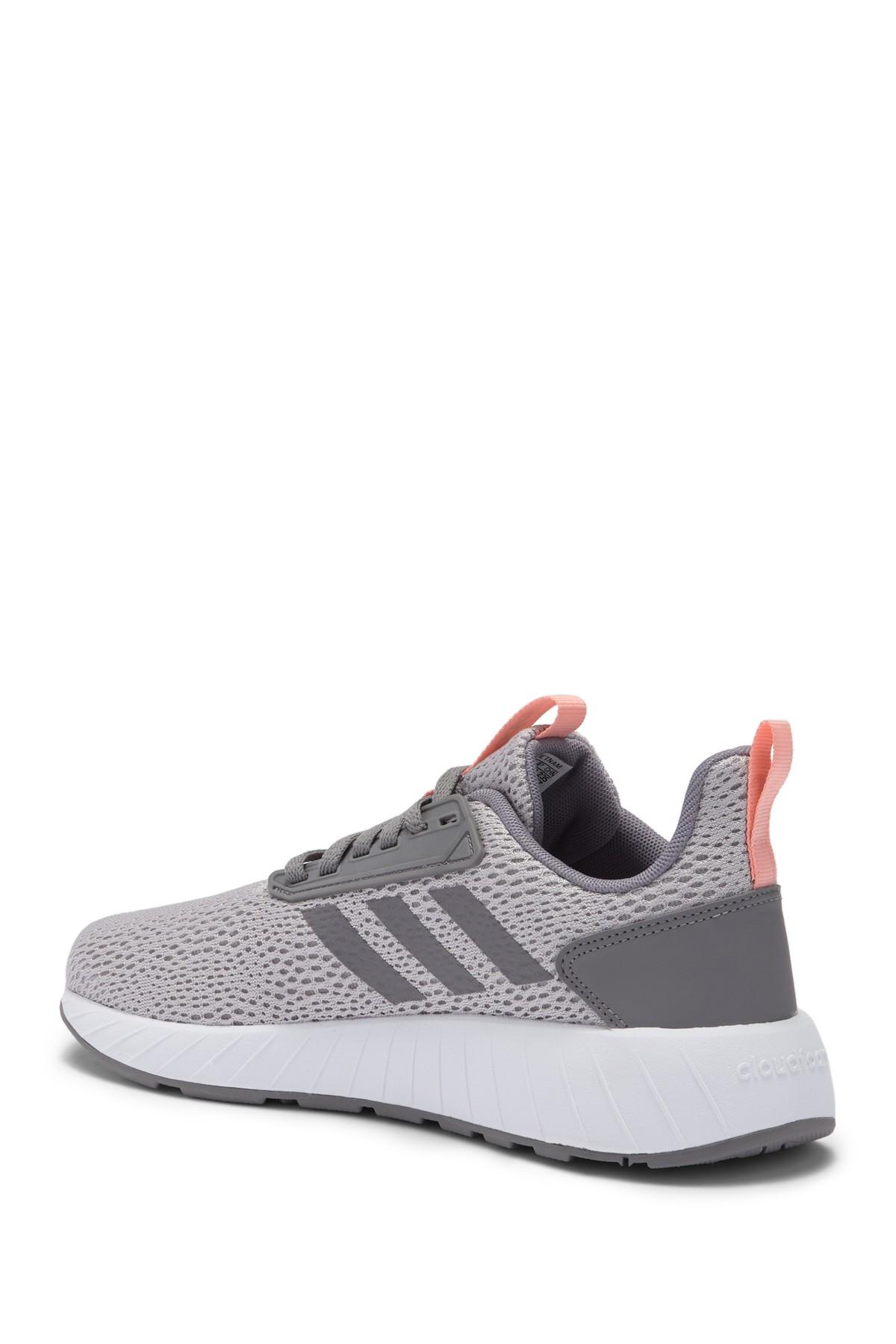Adidas Damenschuhe Questar Drive Fabric Running Niedrig Top Lace Up Running Fabric Sneaker ed75d6