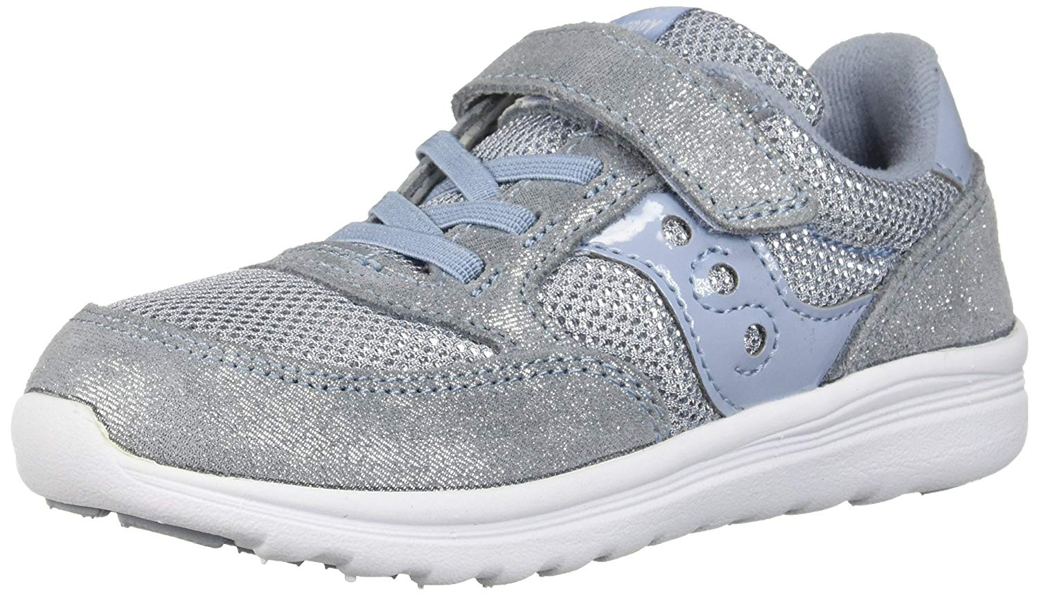 d26fa2ae96d3 Details about Kids Saucony Girls Baby Jazz Lite Low
