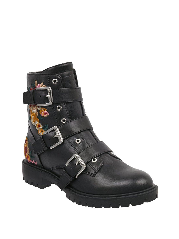 Steve Madden Womens Hangur Fashion Heeled Wraparound Boot Shoes Brown US 9