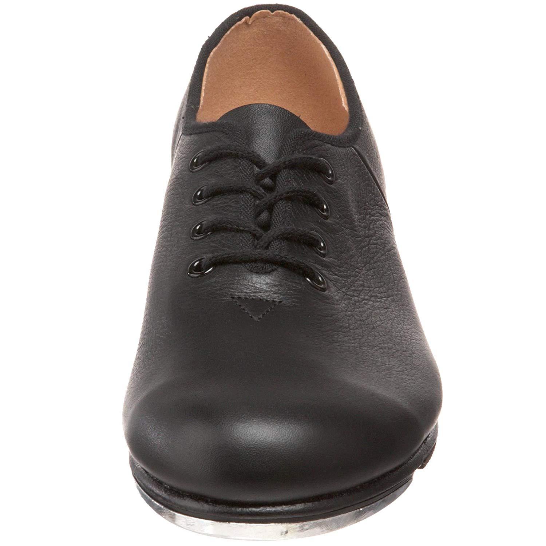 77d680f9 Bloch Dance Women's Jazz Tap Leather Tap Shoe, Black, Size 11.5 ...