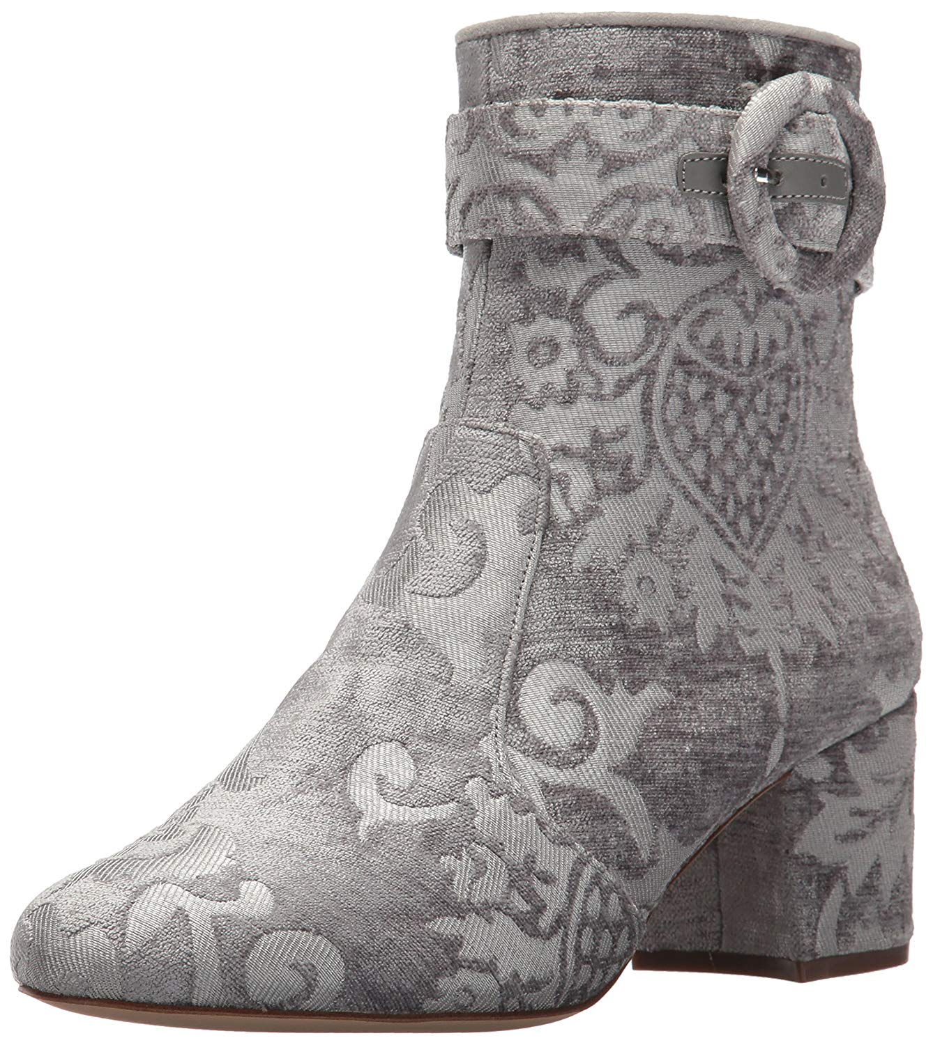 494ccde09b50d Details about Nine West Womens Quilby Fabric Closed Toe Mid-Calf Fashion  Boots