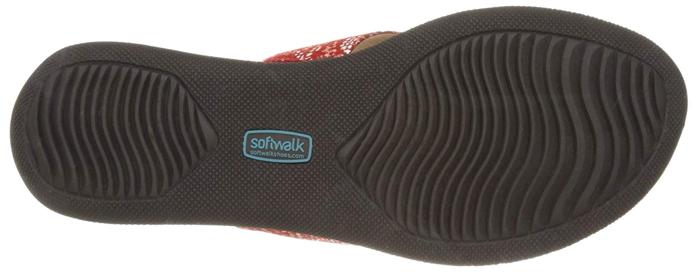 Softwalk Mujeres Informal Tillman Cuero Puntera Abierta Informal Mujeres Sandalias de diapositiva d1bf74