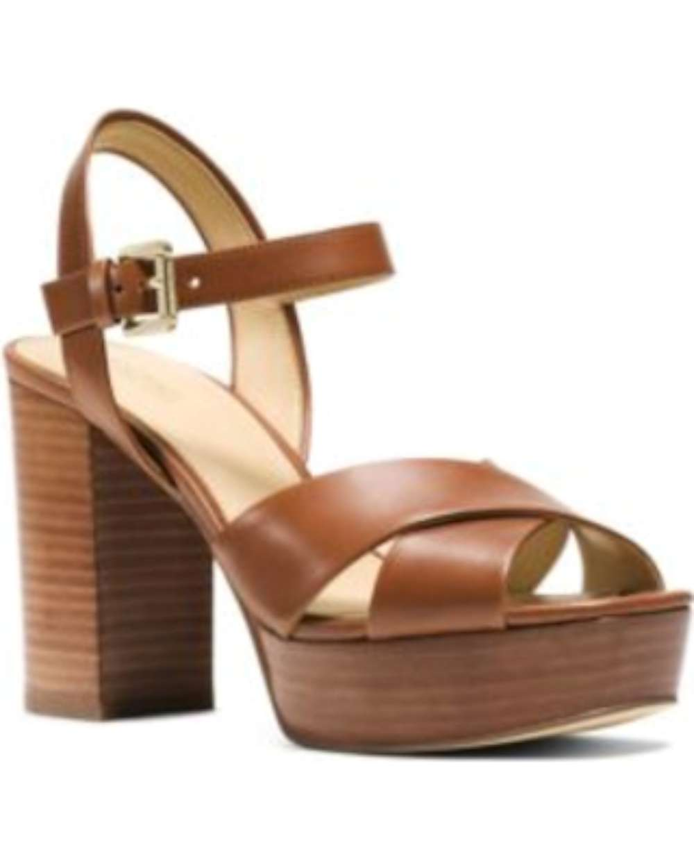 d1424dff49dc MICHAEL Michael Kors Womens Divia Open Toe Casual Ankle Strap ...