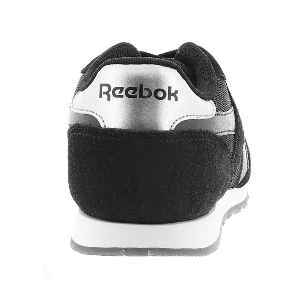 d1f3b17483963f Reebok royal ultra Womens Athletic Shoes Black Silver Metallic White ...