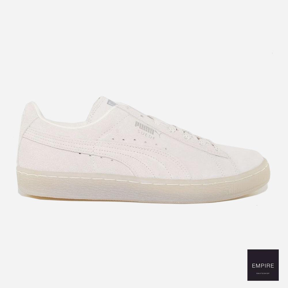 PUMA US Frauen Suede Classic Fashion Sneaker Weiss Groesse 9 US PUMA /40 EU d4f23e