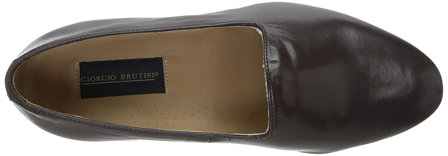 Giorgio Brutini Mens crawley Leather Closed Toe Penny ...