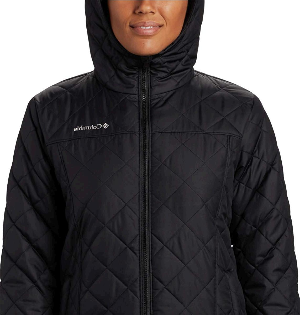 Columbia Women's Plus Size Copper Crest Hooded Jacket ...